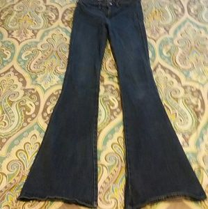 Guess trouser flare jeans